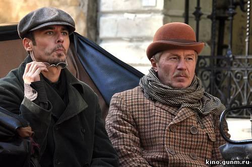 Кто еще не снимал кино про Шерлока Холмса?